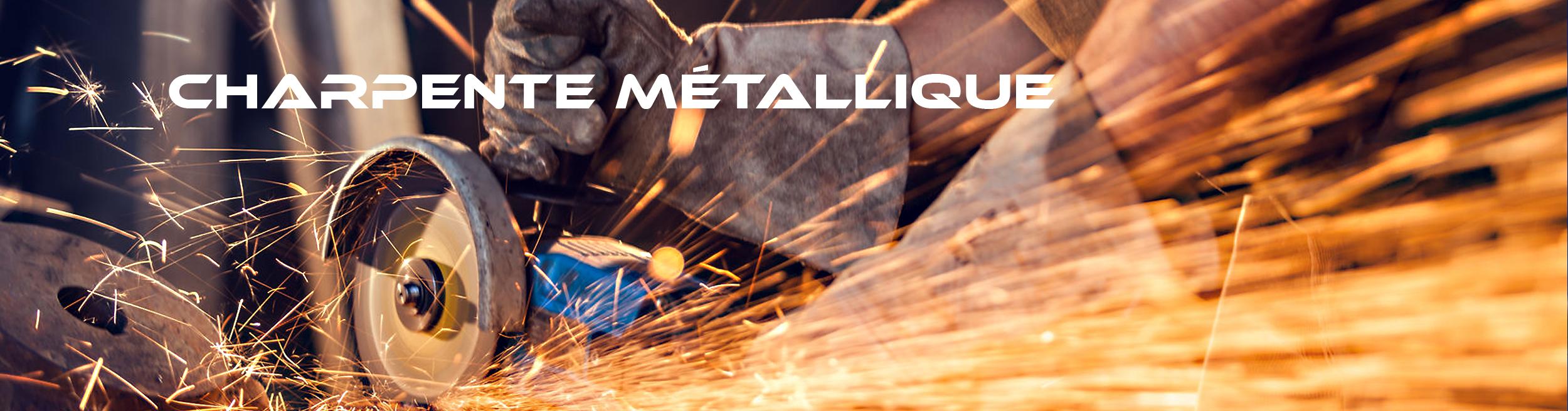 charpentre métallique