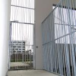 grille/clôture à barreaudage acier galva