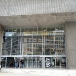 menuiserie vitrée CF - entrée Tour Bretagne