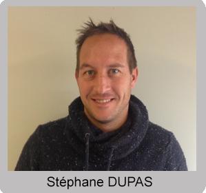 Stéphane DUPAS
